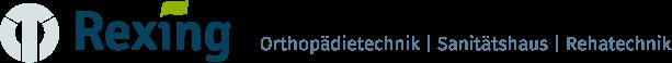 Sanitätshaus Rexing Logo